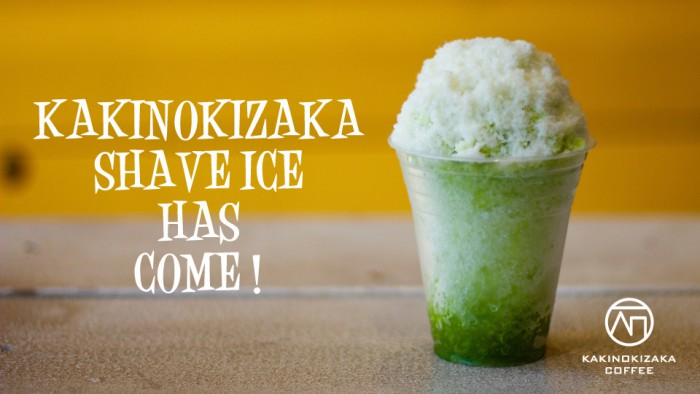 SHAVE ICE BANNER